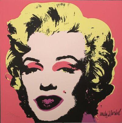 Andy Warhol, 'Marilyn Monroe, 1967', ca. 1986