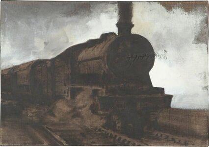 Luca Pignatelli, 'Locomotiva', 2000