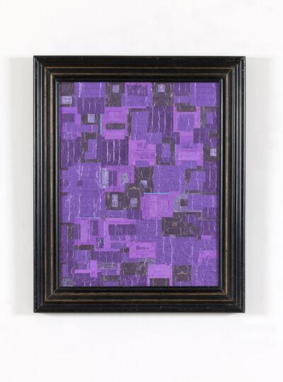 Flavio Favelli, 'Purple', 2015