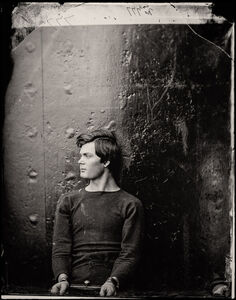 Alexander Gardner, 'Lewis Payne, Lincoln Assassination consipator, ', 1865
