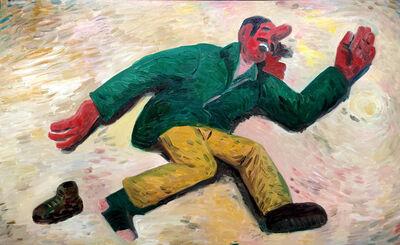 Milad Mousavi, 'The Artist Has Died', 2021