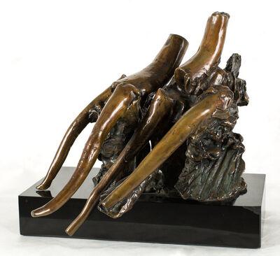 Reuben Nakian, 'Two Nymphs', 1982