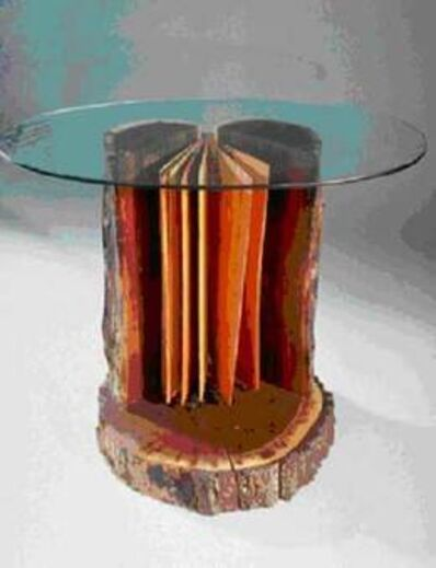 Margery Goldberg, 'Manual Tree of Life (End Table)'