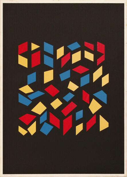 Anni Albers, 'Orchestra III', 1980 -83