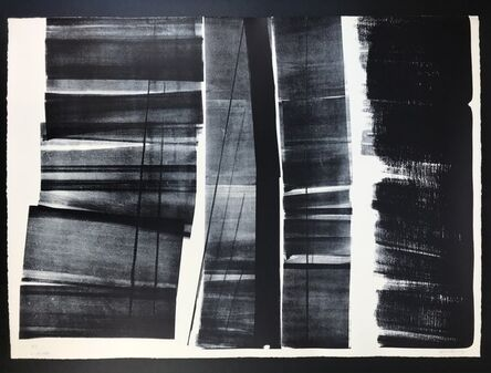 Hans Hartung, 'L - 21 - 1974', 1974