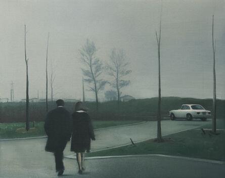 Radenko Milak, 'Red Desert (1964)', 2016