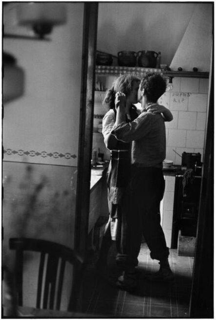 Elliott Erwitt, 'Dancing couple, Spain, Valencia', 1952