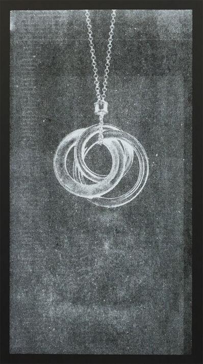 Shanti Grumbine, 'Ghost, Interlocking Circles Pendant, 2015', 2015