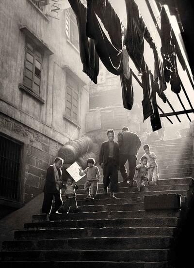 Fan Ho, ''Street Scene' Hong Kong', 1956