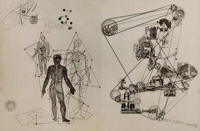 Herbert Matter, 'Photomontage #9', circa 1950