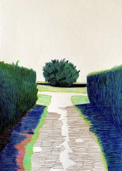 Per Adolfsen, 'The Path', 2021