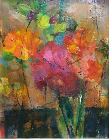 Cynthia Packard, 'Flowers 1', 2016