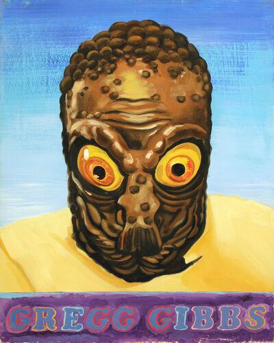 Gregg Gibbs, 'Gregg Gibbs (Monster #1)', 2000