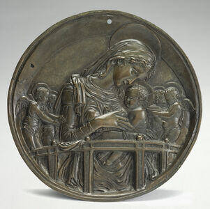 after Donatello, 'Madonna and Child with Four Angels', ca. 1456