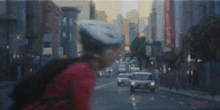Joevic Yeban, 'The Cyclist Study', 2015