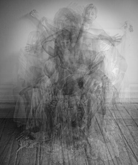 Dragana Jurisic, 'Mnemosyne's Daughters, Terpischore', 2015