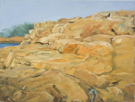 George Nick, 'Rafe's Chasm, Magnolia 6 Oct 2014', 2014