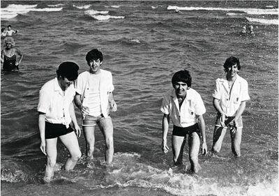 Harry Benson, 'The Beatles, Miami', 1964
