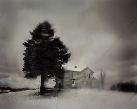 """Todd Hido, 'from the series """"Exerpts from Silver Meadows""""', 2012"""