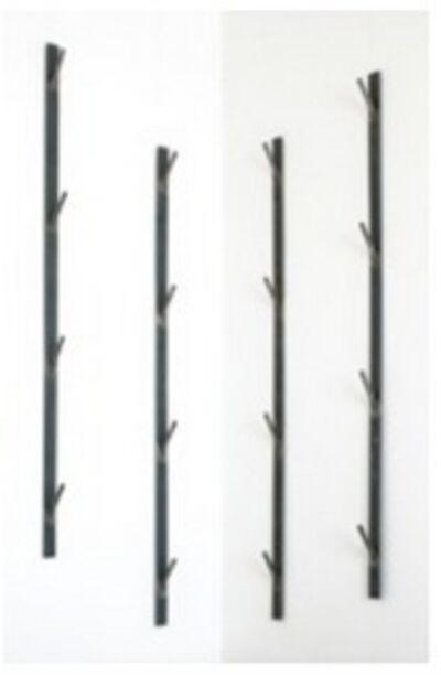 Horacio Zabala, 'Deconstrucción del Portabotellas de Duchamp', 2008