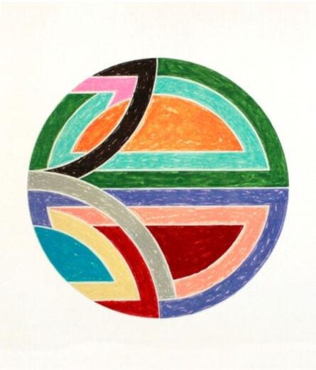 "Frank Stella, '""Sinjerli Variations""', 1977"