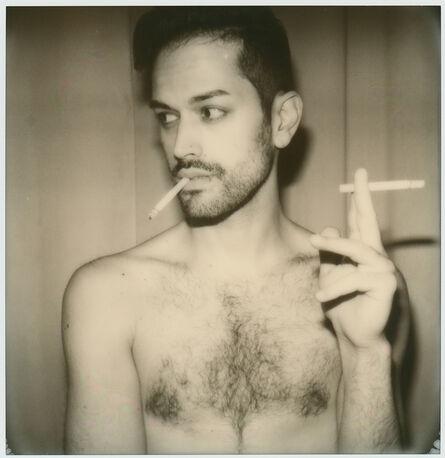 Ariel Shelleg, 'Can't get enough, Self Portrait - 21st Century, Contemporary, Polaroid', 2017