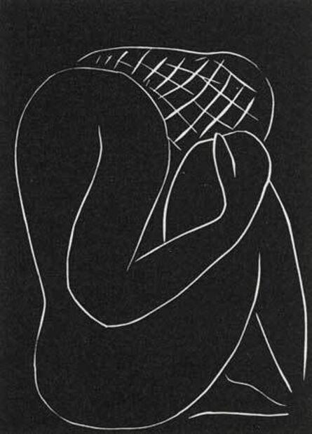 Henri Matisse, '...Tenebres de moi-meme, je m'abandonne a vous...', 1944