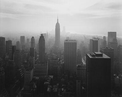 Nicholas Nixon, 'View of Midtown, New York  City', 1975