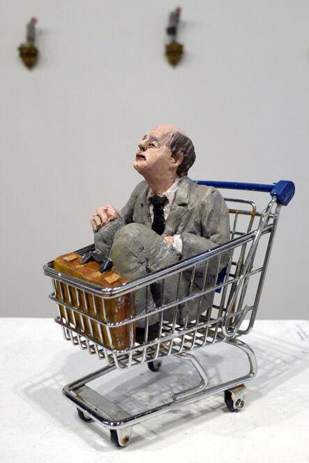 Isaac Cordal, 'Limousine', 2013