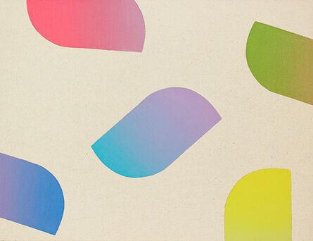 Felix Baudenbacher, 'Medium Gradient 2', 2014