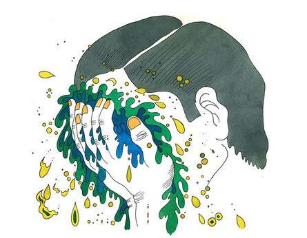 Keiichi Tanaami, 'Sweet Friday', 1975
