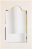 Roy Lichtenstein, 'Mirror #7', 1972