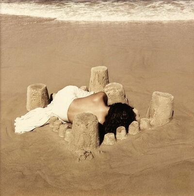 Adriana Varejão, 'Castelo da areia', 2013