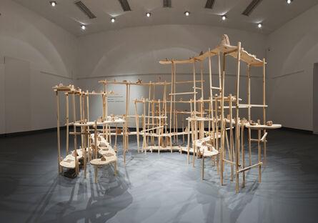 Colectivo Zonda, 'Teatro Mundi', 2017