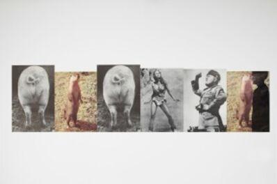 Julia Wachtel, 'Narrative Collapse I', 1981