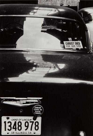 Robert Frank, 'Chicago', 1956-printed circa 1977