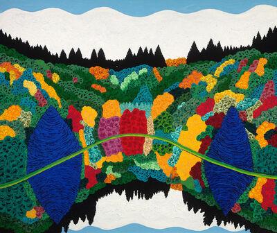 Jack Stuppin, 'Pond at Olana', 2013