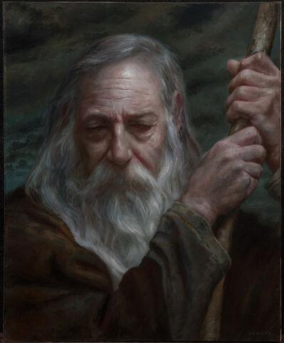 Donato Giancola, 'Gandalf - Pensive', 2017