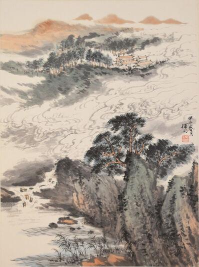 Xu Ming, 'Mountain #2', 2014