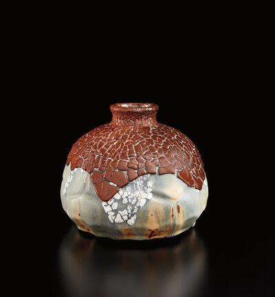 Paul Jeanneney, 'Gourd-form vase', 1904