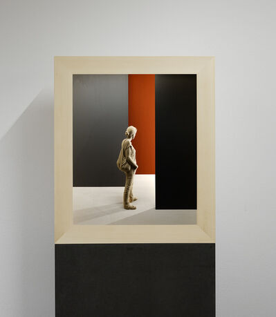 Peter Demetz, 'Entrance', 2018