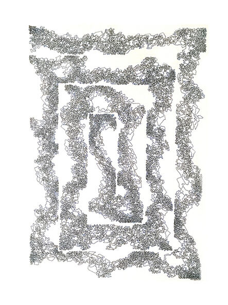 Frank Vigneron, 'Le Songe Creux 144', 1999