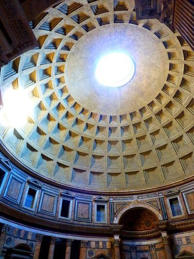 Apollodorus of Damascus, 'The Pantheon ', 19 BCE (rebuilt 126 C.E.)