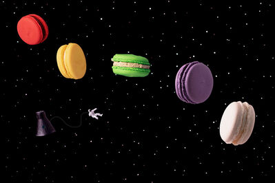 Christopher Boffoli, 'Macaron Constellation', 2020