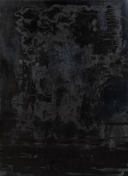 Vika Shumskaya, 'Total Darkness #4', 2015