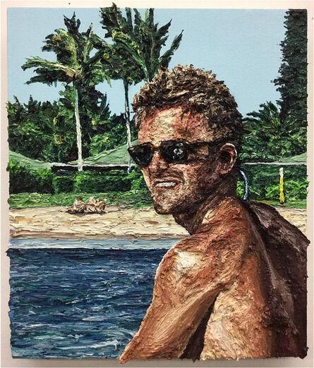 Joey Wolf, 'Zach', 2017