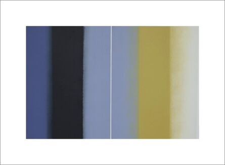 Betty Merken, 'Intervals II 07-03-19'