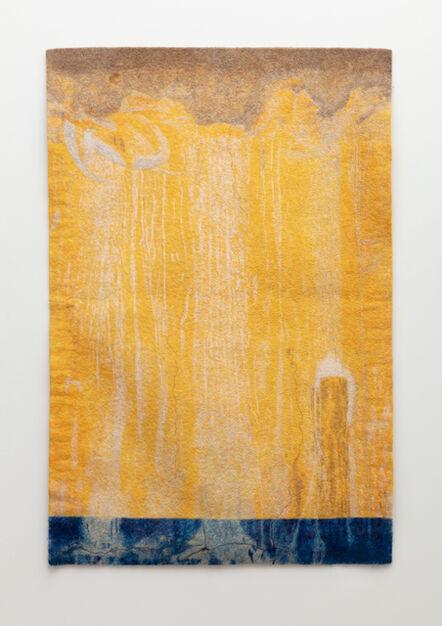 Gary Goldberg, 'And Rain Fell on Yellow Sky and Blue Land', 2020
