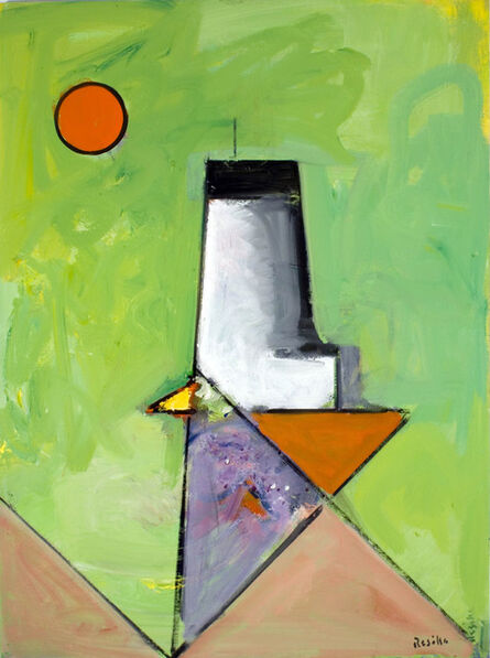 Paul Resika, 'Tower', 1998