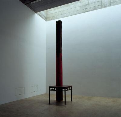 Ai Weiwei, 'Table and Pillar', 2002